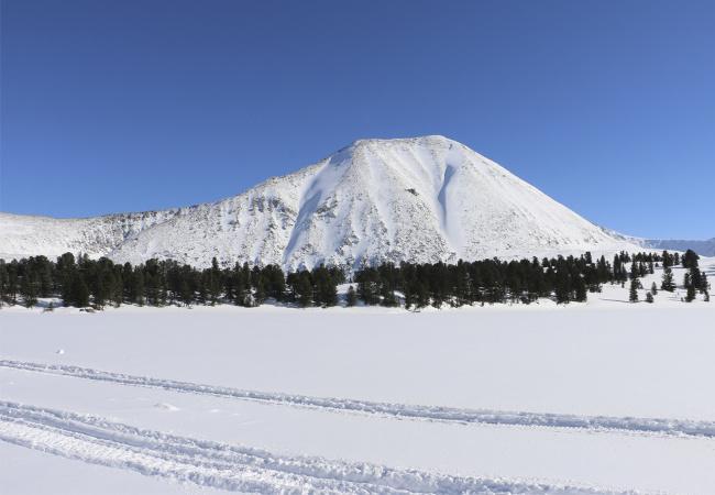 Фотогалерея: Туманный Альбаган. Снегоходное сафари. 2018-2019г.