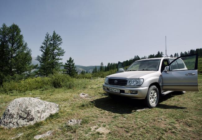 Фотогалерея: На джипах по Алтаю. Лето-Осень 2020