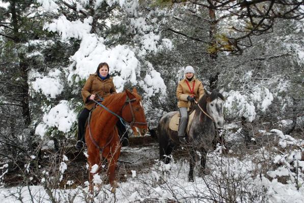 Фотогалерея: Зимние выходные по-алтайски.2017- 2018г.