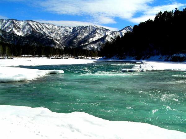 Фотогалерея: Снежные легенды Алтая (экскурсионный) Зима 2021
