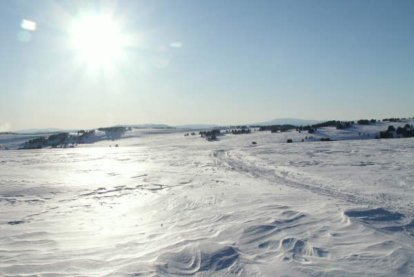 Фотогалерея: Сафари на снегоходах в долину семи озер 2017-2018г.