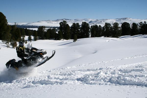 Фотогалерея: Сафари на снегоходах в долину семи озер 2018-2019г.