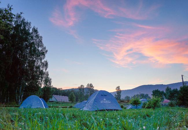 Фотогалерея: Спортивный палаточный лагерь на Алтае. Лето 2019г.