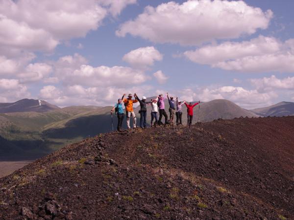 Фотогалерея: Долина вулканов. Лето 2019