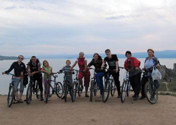 Фотогалерея: К сердцу Байкала (байдарки + вело + экскурсии). Лето-Осень 2019