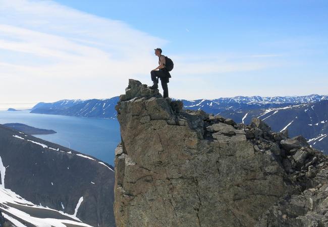 Фотогалерея: Фьорды бухты Провидения. 2021г.