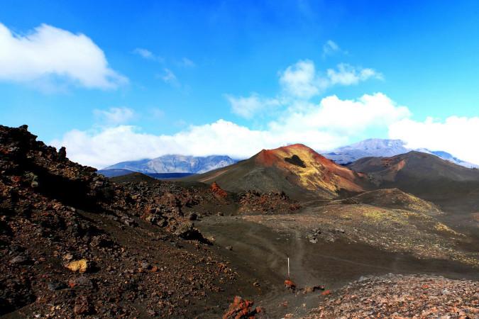 Фотогалерея: Осенние вулканы Камчатки 2021
