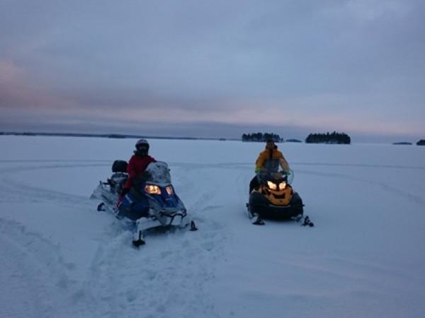 Фотогалерея: Снегоходное сафари Испытание Севером или 600 км приключений. 5 дней. 2019г.
