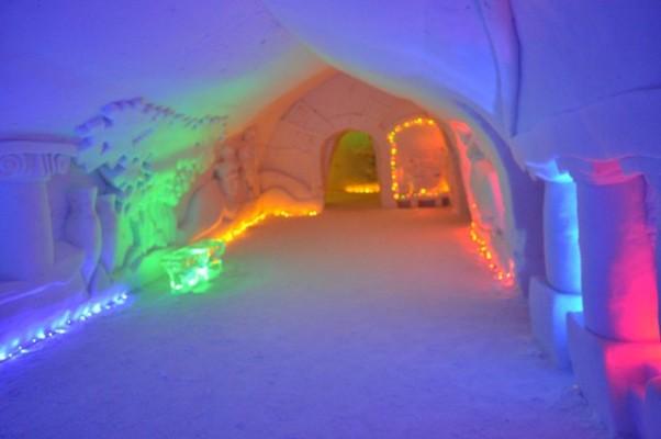 Фотогалерея: Празднование Рождества 2019 на Белом море у Северного Полярного круга
