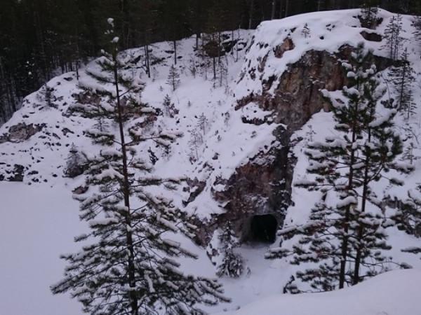 Фотогалерея: За Северным Сиянием на снегоходах. 3 дня. 2018