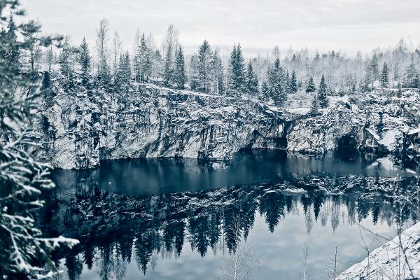 Фотогалерея: Новогодний снегоходный тур! 2019