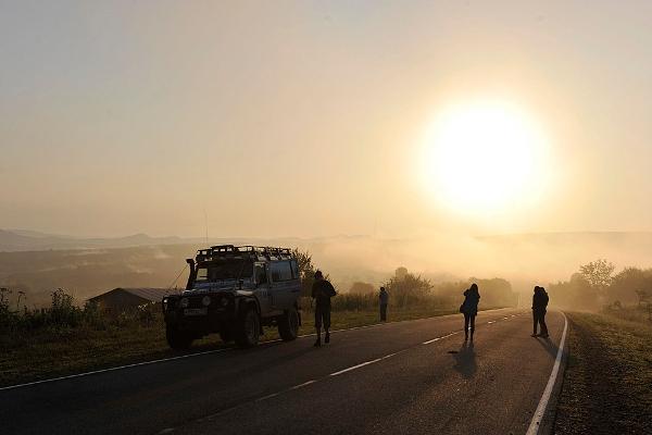 Фотогалерея: Путешествие с фотоаппаратом по горной Адыгее.2019
