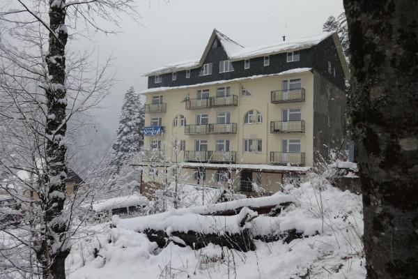 Фотогалерея: Эльбрус гостиница. пос. Домбай