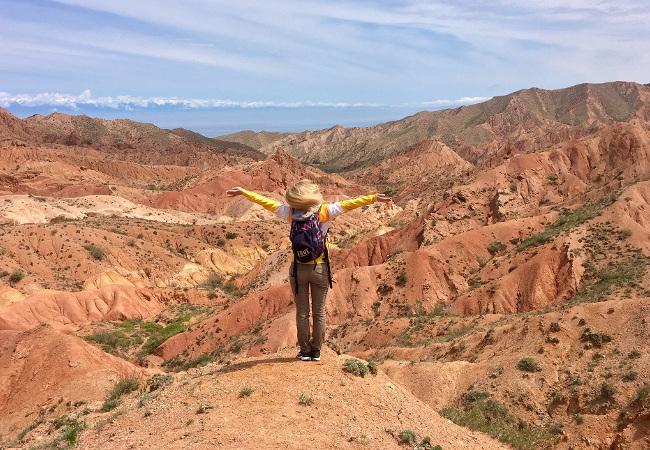 Фотогалерея: Арт-путешествие по югу Кыргызстана 7 дней. 2019г.