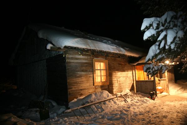 Фотогалерея: В Краснощелье, столицу Кольских коми. 2019г.