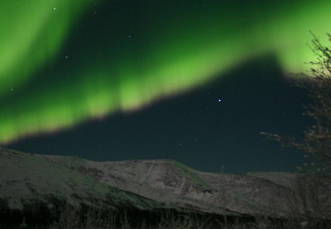 Фотогалерея: Снегоходный Новый год в Хибинах. 2020