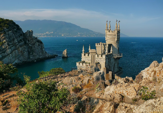 Фотогалерея: Гранд-тур по Крыму 8 дней. Цена 2018г.