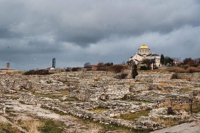 Фотогалерея: Крымский велотур. Из Анапы в Алушту 2021