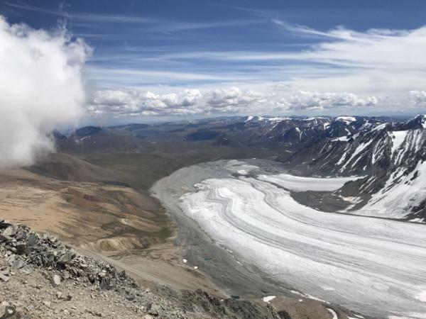 Фотогалерея: Путь к священным вершинам Монгольского Алтая. 2019г.