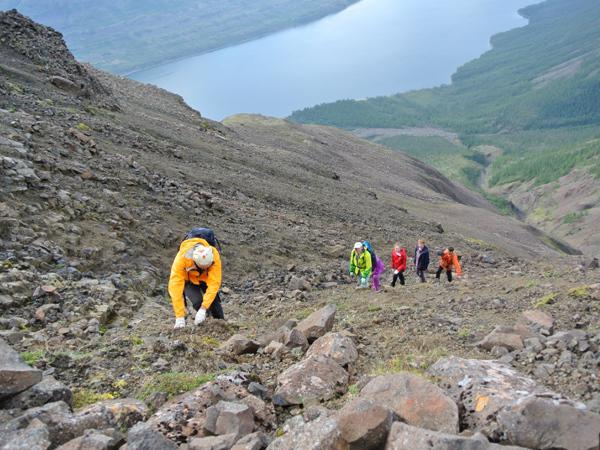 Фотогалерея: Тур на плато Путорана. 10 дней. 2019г.