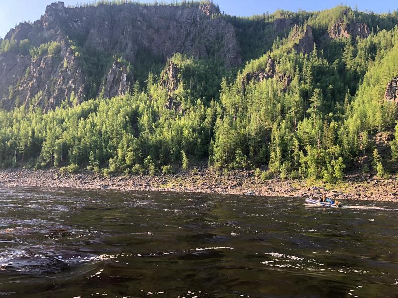 Фотогалерея: Таймень. Рыбалка на притоках Подкаменной Тунгуски.