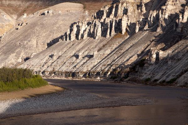 Фотогалерея: Сплав по реке Котуйкан. Плато Анабар.