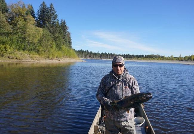 Фотогалерея: Трофейная рыбалка на реке Уда
