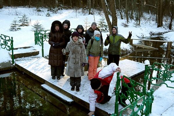 Фотогалерея: Новогодние каникулы на Орловщине 2021