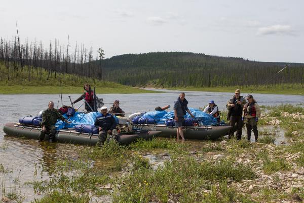 Фотогалерея: Сплав и рыбалка на реках Туолба, Лена. 2019